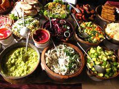 Deliciosa comida de Guatemala