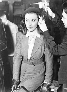 Vivien Leigh classic glamour