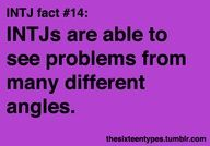 INTJ. And they won't let them go either.