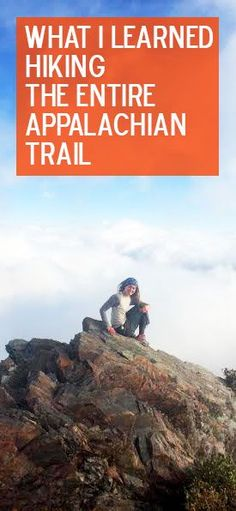 Hiked All Miles of the Appalachian Trail What it's like to thru-hike the Appalachian Trail.What it's like to thru-hike the Appalachian Trail. Thru Hiking, Hiking Tips, Camping And Hiking, Hiking Gear, Hiking Backpack, Backpacking Tips, Travel Backpack, Hiking The Appalachian Trail, Travel Bags