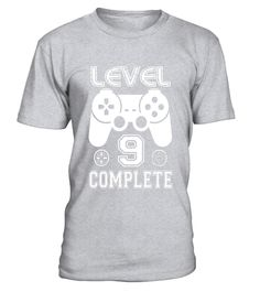 "# Level 9 Complete Video Gamer Geek Boys 9th Birthday T-Shirt . Special Offer, not available in shops Comes in a variety of styles and colours Buy yours now before it is too late! Secured payment via Visa / Mastercard / Amex / PayPal How to place an order Choose the model from the drop-down menu Click on ""Buy it now"" Choose the size and the quantity Add your delivery address and bank details And that's it! Tags: Level 9 Complete Gamer 9th"