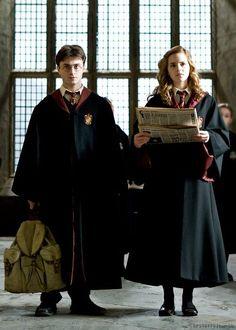 Harry and Hermine