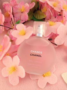 Chanel Chance Perfumed Hair Mist 35 ml for Women #Chanel