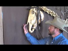 This is a great video showing the physiology of the horse's head and how bits and bridles can affect your horse.  Horses mouths are so sensitive, and many of them are uncomfortable with the bit.  This video offers great explanations and solutions for keeping your horse comfortable!