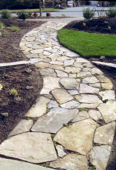 54 Fabulous Front Yard Walkway Landscaping Ideas