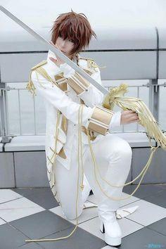 Anime:  Code Geass: Lelouch of the Rebellion  Character: Suzaku Kururugi