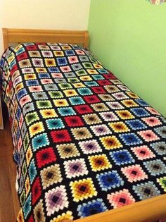 37 new Ideas crochet granny square blanket crafts