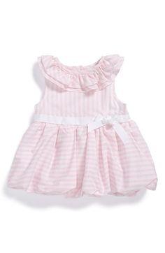 Little Me Stripe Sundress (Baby Girls) available at #Nordstrom