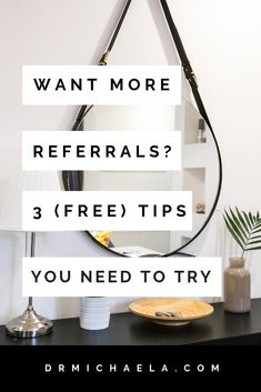 No budget, but still want to generate referrals for your health/wellness business? This post has 3 super-simple and actionable ideas for you! SO HELPFUL! Content Marketing Strategy, Business Marketing, Business Tips, Online Business, Email Marketing, Internet Marketing, Thing 1, C'est Bon