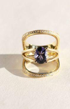 Bliss Lau Iolite Bliss Ring
