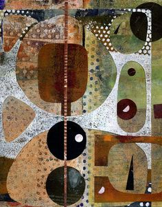 Michèle Brown Artist - The Old Cells Studio: collage