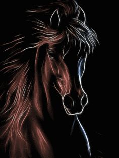 Exciting Learn To Draw Animals Ideas. Exquisite Learn To Draw Animals Ideas. Horse Drawings, Animal Drawings, Art Drawings, Pencil Drawings, Pretty Horses, Beautiful Horses, Arte Equina, Painted Horses, Horse Artwork