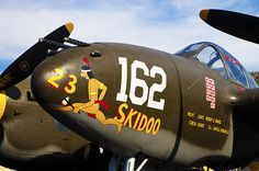 Image detail for -38 Nose Art Photograph by Michael Madrid - P-38 Nose Art Fine Art ...