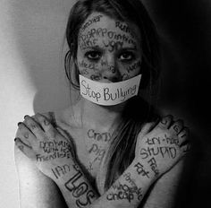 result for words can hurt bullying Emotional Photos, Emotional Photography, Body Photography, Photography Words, Conceptual Photography, Creative Photography, Photography Ideas, Bullying Posters, Ideas
