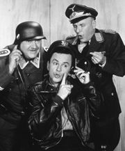 Hogan's Heroes, Schultz was my all time favorite! Wish I could have met him!!