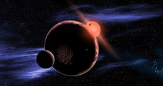 """Red Dwarf Planet- """"We thought we would have to search vast distances to find an Earth-like planet. Now we realize another Earth is probably in our own backyard, waiting to be spotted,"""" - Harvard astronomer and lead author Courtney Dressing Planetary System, Planetary Science, Dwarf Planet, Alien Planet, Planet Earth, Nasa, Sistema Solar, Community College, Another Earth"""