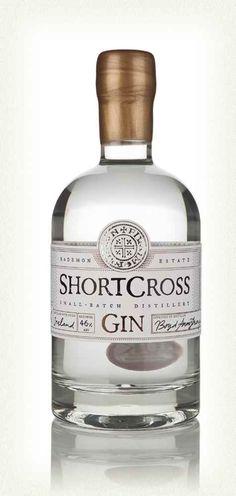 Shortcross Gin (Gold Wax Edition)
