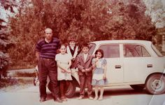 Cousins of my mom, #Chechnya.