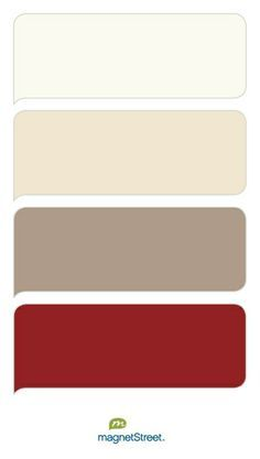 taupe with rust wedding palette - Google Search