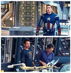 The Avengers ... Jury's out. http://pinterest.com/yankeelisa/marvel-s-the-avengers/