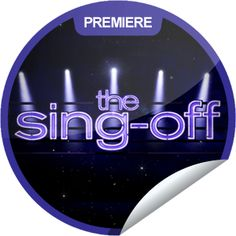 The sing-off premiere is December 9. Soooo excited!!