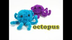 Pipe Cleaner Craft -  Octopus