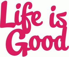 life is good clipart ile ilgili görsel sonucu