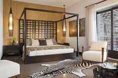 ADRIANA HOYOS AFRICA Collection  #bedroomfurniture #modernfurniture #bed