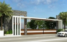 township entrance gates singapore - Google Search