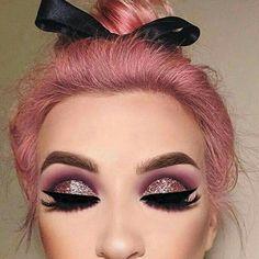 #nice #makeup #pink