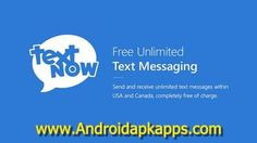 Download TextNow Apk v4.2.3 Android Latest Version