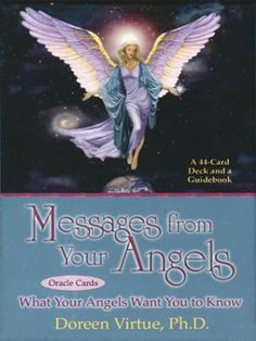 "Review of the ""Messages From Your Angels"" Oracle Cards 
