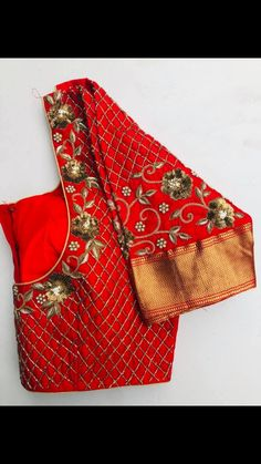 Wedding Saree Blouse Designs, Best Blouse Designs, Saree Blouse Neck Designs, Maggam Work Designs, Hand Work Blouse Design, Designer Blouse Patterns, Diana, Couture, Blouses
