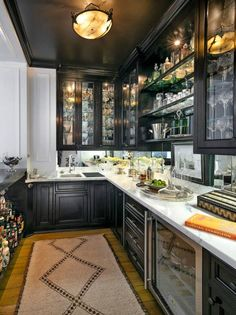 Rob Lowe Montecito House Is Stunningly Beautiful Rob Lowe, Walk In Closet Design, Closet Designs, Home Bar Designs, Architectural Digest, Bars For Home, Luxury Homes, Kitchen Design, Nice Kitchen
