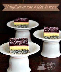 Prajituri Archives - Page 8 of 11 - Lecturi si Arome Romanian Desserts, Romanian Food, Top 15, Dessert Drinks, Homemade Cakes, No Bake Cake, Sweet Tooth, Cake Decorating, Sweet Treats
