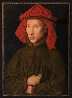 Learn more about Portrait Of Giovanni Arnolfini Jan Van Eyck - oil artwork, painted by one of the most celebrated masters in the history of art. Arnolfini Portrait, Oil Portrait, Jan Van Eyck, Sculpture, Gravure, Middle Ages, Renaissance, It Works, History