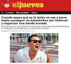 WEBSEGUR.com: LA TRISTE REALIDAD EN CLAVE DE HUMOR