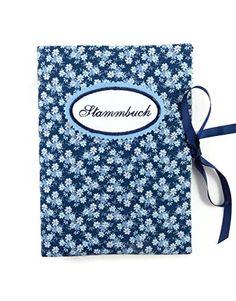 Sammelmappe DIN A5 - Stammbuch Blumen hellblau-blau - bet... https://www.amazon.de/dp/B06XQ3RQYJ/ref=cm_sw_r_pi_dp_x_fKs0ybN6T2SXE