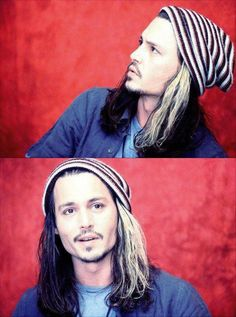 This pic is SO him. Ladies and Gents.... JOHNNY DEPP