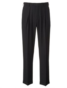 Big & Tall Croft & Barrow® Classic-Fit Black Twill Pleated Suit Pants Mens Dress Outfits, Mens Dress Pants, Suit Pants, Mens Big And Tall, Big & Tall, Tall Pants, Tall Dresses, Pajama Pants, Sweatpants