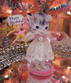 Custom December Birthday Kitty~