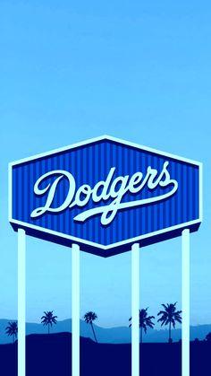 Let's Go Dodgers, Dodgers Nation, Dodgers Girl, Dodgers Baseball, Blue Wallpapers, Wallpaper Backgrounds, Iphone Wallpaper, Los Angeles Dodgers Logo, Wallpapers