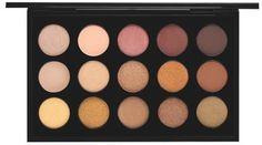 MAC 'Warm Neutral Times 15' Eyeshadow Palette ($100 Value)