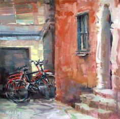 Mary Maxam - Waiting+To+Ride.jpg (773×768)