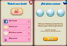 Candy Crush Unlock - growth hacking example Growth Hacking, Crushes, How To Apply, Candy, Text Posts, Sweets, Candy Bars, Chocolates