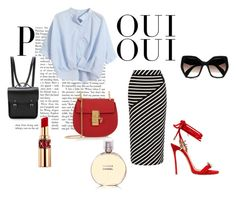 """""""lines"""" by delia13 on Polyvore"""