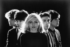 Blondie is an American rock band founded by singer Deborah Harry and guitarist Chris Stein.[3] The band was a pioneer in the early American new wave and punk scenes of the mid-1970s. Their first two albums contained strong elements of these genres, and although successful in the United Kingdom and Australia, Blondie was regarded as an underground band in the United States until the release of Parallel Lines in 1978.