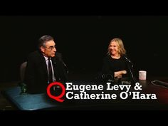 "Eugene Levy and Catherine O'Hara are up ""Schitt's Creek"" - YouTube"