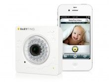 BabyPing - Smartphone and tablet baby video monitor, monitor your baby wherever you are