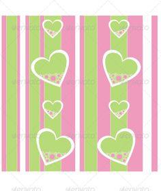 valentine hearts psd download